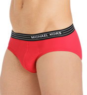 Michael Kors Microfiber Stretch Brief 09M0375