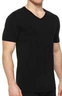 Naked Micro Modal V-Neck Undershirt MMUV