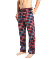 Nautica Sueded Fleece Plaid Pant KP1F5