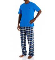 Nautica Flannel Pajama Set PJ13F4
