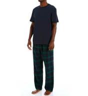 Nautica Flannel Pajama Set PJ20F4