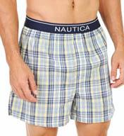 Nautica Woven Boxer Short WB3412