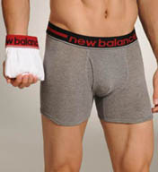 New Balance Trunks w/ Contrast Waistband - 2 Pack 70922