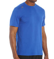 New Balance Cross Run Short Sleeve Performance Top MFT4171