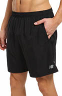 "New Balance 7"" Go 2 NB Dry Performance Run Short MRS4136"