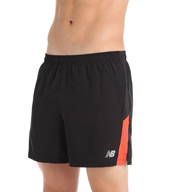 New Balance Accelerate 5 inch Performance Short MS53071