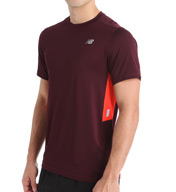 New Balance NB Ice Short Sleeve Performance Shirt MT53224