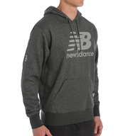 New Balance Relaxed Fit Pullover Hoodie MT53517
