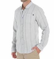 O'Neill Kepler Long Sleeve Pinstripe Woven Shirt 34104114