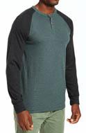 O'Neill Shawshank Raglan Henley Shirt 43103108