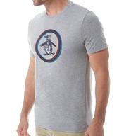 Original Penguin Basic Circle Logo T-Shirt OPKF461