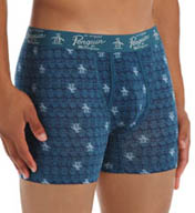 Original Penguin Legion Blue Knit Boxer Brief RPM3137