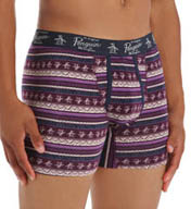 Original Penguin Penguin Fair Isle Knit Boxer Brief RPM3138