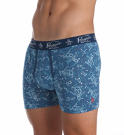 Original Penguin Cotton Stretch Penguin Star Boxer Brief RPM3144