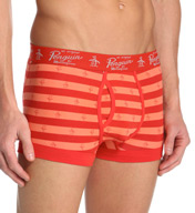 Original Penguin Striped Knit Trunk RPM5402