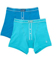 Original Penguin Classic Earl Boxer Brief - 2 Pack RPM8104