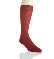 Pantherella Merino Wool Dress Socks - 5x3 Rib 5796