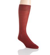Pantherella Merino Wool Dress Socks - 5x3 Rib 5796