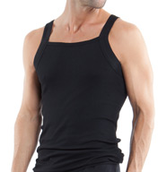 Papi Square Neck Tank Tops - 3 Pack 559102