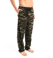Perry Ellis Microfleece Camo Print Sleep Pant 112069D