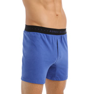 Perry Ellis Trim 100% Pure Cotton Boxer 783145