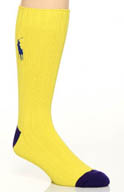 Polo Ralph Lauren Big Pony Rib Casual Socks 89205
