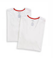 Polo Ralph Lauren Supreme Comfort V-Neck T-Shirt - 2 Pack L037