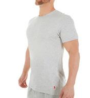 Polo Ralph Lauren Supreme Comfort Cotton Modal Short Sleeve Crew L043
