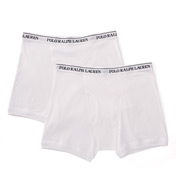 Polo Ralph Lauren Big Man 100% Cotton Boxer Briefs - 2 Pack LXBB