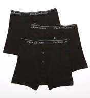 Polo Ralph Lauren Button Fly Boxer Briefs - 3 Pack RY72
