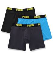 Puma Sport Stretch Performance Boxer Brief - 3 Pack 1511564