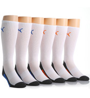 Puma Basic Performance Crew Socks - 6 Pack P101133