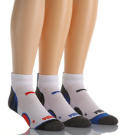 Puma All Sport Quarter Crew Socks - 3 Pack P104941