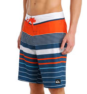 Quiksilver YG Stripe 4-Way Stretch Boardshort AQYBS3139