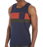 Quiksilver All In Knit Ringer Tank Top AQYZT3243