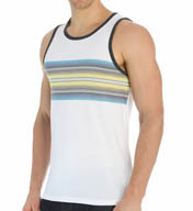 Reef Blank Plus Stripe Slim Fit Tank 00B75B