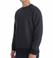 Reef Rex Long Sleeve Cotton Fleece Crew 00H161