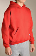 Russell Boys Dri Power Pullover Hooded Sweatshirt 995HBBO