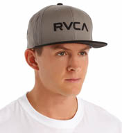 RVCA Twill Trucker Hat M3AHWRSB