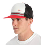 RVCA Draughts Trucker Hat M7AHWDRT