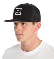 RVCA VA All The Way Trucker Hat III MAAHWVWY