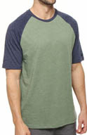 RVCA Camby Short Sleeve Knit T-Shirt MT1201CA