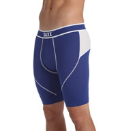 Saxx Apparel Kinetic Semi-Compression Long Leg Boxer Brief SXLL27