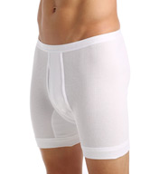 Schiesser Double Rib 100% Cotton Hose Kurz Short Trunk 005048