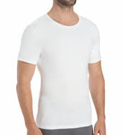 SPANX Cotton Compression Firm Control Crew Neck 607