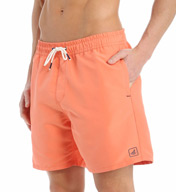 Sperry Top-Sider Sailor Solids Microfiber Volley Boardshort SM5DE16