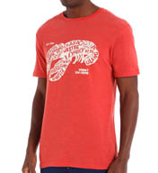 Sperry Top-Sider Les Mariniers Lobster Trip T-Shirt SM5DH50