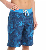 Sperry Top-Sider Tiki Party Microfiber Boardshort SM5DW19