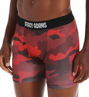 Stacy Adams Camo Print Boxer Brief SA1802