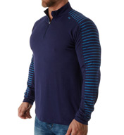 tasc Performance Core Cotton Blend 1/4 Zip TM109